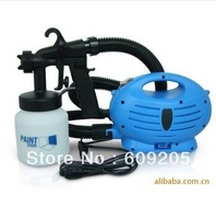 Hot selling AS SEEN ON TV paint zoom paint sprayer gun 110V or 220V available By EMS,don't take colour box