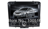 Special Car DVD Player For Hyundai sonata 8 With CANBUS/GPS /Bluetooth/iPod/RDS/Radio, Steering Wheel Control