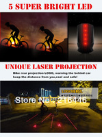 Real Brand OWIMIN Bike Light/Red Flash Tail Rear Light Lamp Bicycle Safety Caution/Factory Supplier Bicycle Laser Brake Edition