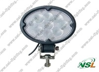motorcycle tractor truck SUV 4 inch 27W led working light 27W led headlight 27W cree LED offroad led driving light