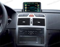 For peugeot 307 car dvd gps navigation system