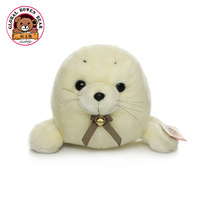 Seal doll dolls pillow plush toy doll birthday gift