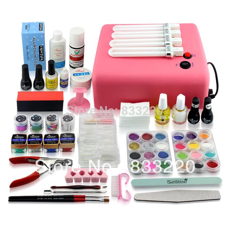 Список материал для наращивания ногтей в домашних условиях 529