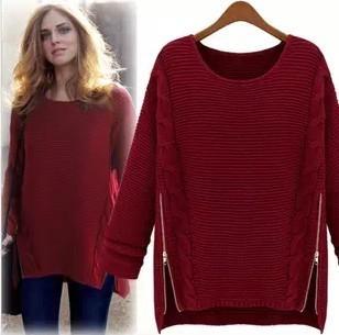 Женский пуловер OEM ot/090 ZA