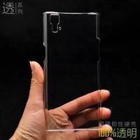 Transparent case cover for THL t100s t100 Smartphone t100s Hard case 5PCS/lot