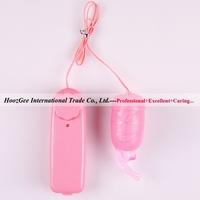 Wholesale 6 pcs/lot rabbit head wired mute vibrating egg vibrator bullet sex toys adult product EW-012