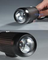 CCTV Surveillance IR Illuminator LED Array Day Night 2400mw 940nm 30M For Camera Black