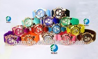 WHOLESALE (50pcs/lot) Hot Sale Mulco Men Watches Relojes Mulcos In Alloy Watch Case 12 Fashion Colors For South America