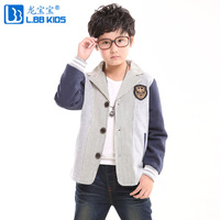 Baby children's clothing 2014 male spring child suit casual spring jacket blazer