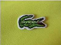 iron on patch patchs Crocodile Alligator  Applique Badge (30pcs a lot) badges good quality