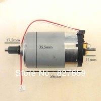 555 Mute micro motor torque DC generator, Dynamo, free shipping