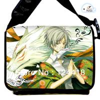 natsume yuujinchou Anime surrounding canvas shoulder bag  Inclined shoulder bag chool bag Ten style