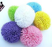 hot-selling! 100pcs/lot  bath ball colorful bathsite circle swizzler bath ball,best quality,new arrival for bath towel