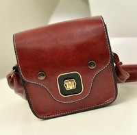 Bags trend mini pig women's handbag shoulder bag fashion oil skin casual small cross-body bag