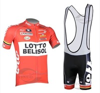 Special offer New LOTTO Riding suit / jersey / bicycle clothing /Sports clothes/Cycling sets  Free shiping