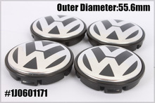 freeshipping 4pcs VW WHEEL HUB CENTER CAP FIT FOR vw Jetta Golf Cabriolet Citi Lupo Passat Vento Bora New Beetle Mk4(China (Mainland))