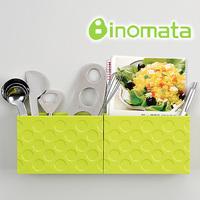 Inomata kitchen refrigerator magnet small objects plastic storage box r540  (The minimum order amount $10)