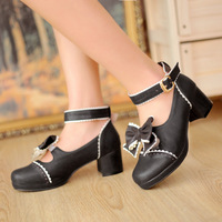 2014 new European leg elevated platform shoes round flat shoes casual shoes wild shoes women(large size 8.5-9.5)