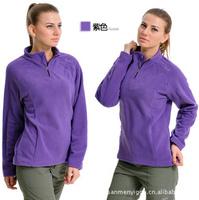 New 2014 tourism door thermal windproof  fleece jacket clothing sweatshirt outdoor jacket liner free shipping
