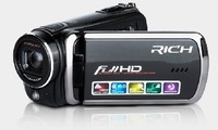 "High Definition DV 16MP 3"" Inch LCD Touch Screen 5 x Optical Zoom Auto Face Detect 1080P HD Digital Video Camera Camcorder DVR"