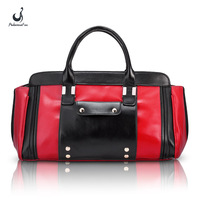 Women's handbag 2013 fashion color block patchwork shoulder bag handbag messenger bag big bag nappy bag