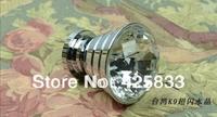 30pcs K9 Crystal Knobs Furniture Kitchen Glass Drawer Pulls Knobs Handles Door Knobs Drawer Pulls