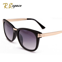 rb space polarized Exquisite fashion 2014 women's sunglasses fashion sunglasses the trend metal carved mirror glasses