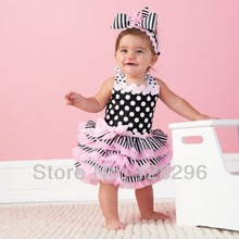 2014New arrival Retail Free shipping Ruffle Sundress Fashion Baby Dress Baby Clothes(China (Mainland))