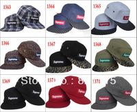 Supreme Camp Caps baseball cap Snapback Hat + cheap price ,Obey SnapBacks,DOPE,YMCMB,AIR GUN snapback 20pc/lot