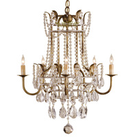 American style antique crystal lighting fashion vintage lamps dining room pendant light
