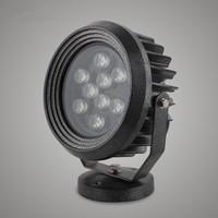 85-265V 9W Led Landscape Lighting lamps IP66 LED Flood Light  Lawn Light  outdoor lighting lamps  2 years warranty