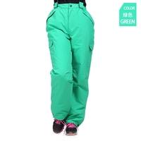 2014 Sale New Arrival Wind Snowboard Pants Ski Suit Women Skiing Pants Single Windproof Waterproof Outdoor Thermal Nk01 Trousers