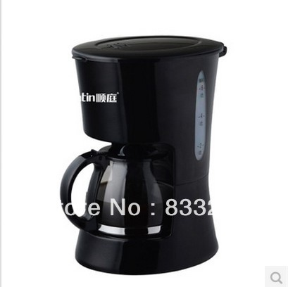Fully-Automatic Household Coffee Machine Teaespresso Machine Coffee Thermal Coffee Pot Blender Kettle Coffee Maker Nespresso(China (Mainland))