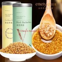 Liangshan buckwheat tea bitter buckwheat tea full of gold Wheat Germ