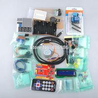 2 SETS/lot 2014 New! DIY Starter Learning Kit for  Arduino Beginners FZ0759