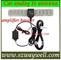 Free shipping Car DVD NAVI Auto Analog TV Antenna for GPS DVBT TMC Navigation 2Din DC3.5
