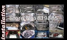 "8pcs 36""x40"" 80 Sqft Automotive Roof Trunk Floor Area Heat Insulation Deadening Material Mat(China (Mainland))"