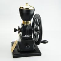 Be9361 large single wheel hand grinder coffee grinding machine coffee beans