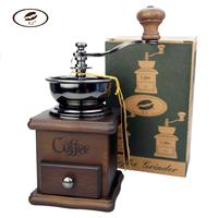 Taiwan original  Be8521 Small wood machine hand grinding coffee beans  manual coffee grinder