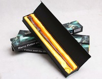 Wholesale 14'' Harry Potter Magical wand Non-luminous Free shipping mixed batch available Cosplay performance,for gift