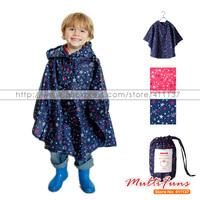 child poncho fashion cloak raincoat cute kids coats and jackets for children waterproof outdoor cloak plastic raincoat 2014