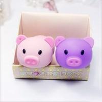 Free shipping Little pig usb flash drive cute pig pen drive 2GB 4GB 8GB 16GB 32GB usb disk memory stick pendrive