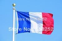 150X90CM France Flag 3x5ft France National flag, free shipping