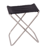 Titanium Folding Chair Camping Chair KD501