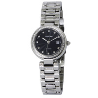 Women's mechanical wrist automatic watch, stainless steel watch, waterproof watch,AM7107L-A