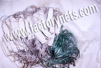 5pcs,Free Shipping,Fishing net,Trammel,Catch fish,White Monofilament,Nylon,30 x 1M /(L*H); Mesh:9 x9cm