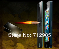 Retail Package 0.4mm High Quality Premium Tempered Glass Film Screen Protector for iPhone 4 4G 4S 4GS