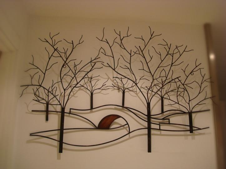Wall Decor Ideas Metal : Popular bronze wall decor from china aliexpress