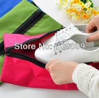 Fedex Free Shiping  Wholesales  400pcs/lot  Hot Sales  Shoes Organizer Bag  Multipurpose Travel Storage Bag  9 Colors