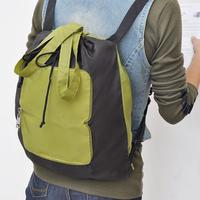 Travel tourism supplies folding backpack folding bag folding backpack z140